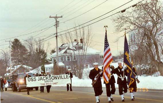 Wells Maine Christmas Parade